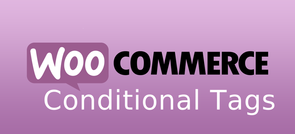 Woocommerce Conditions