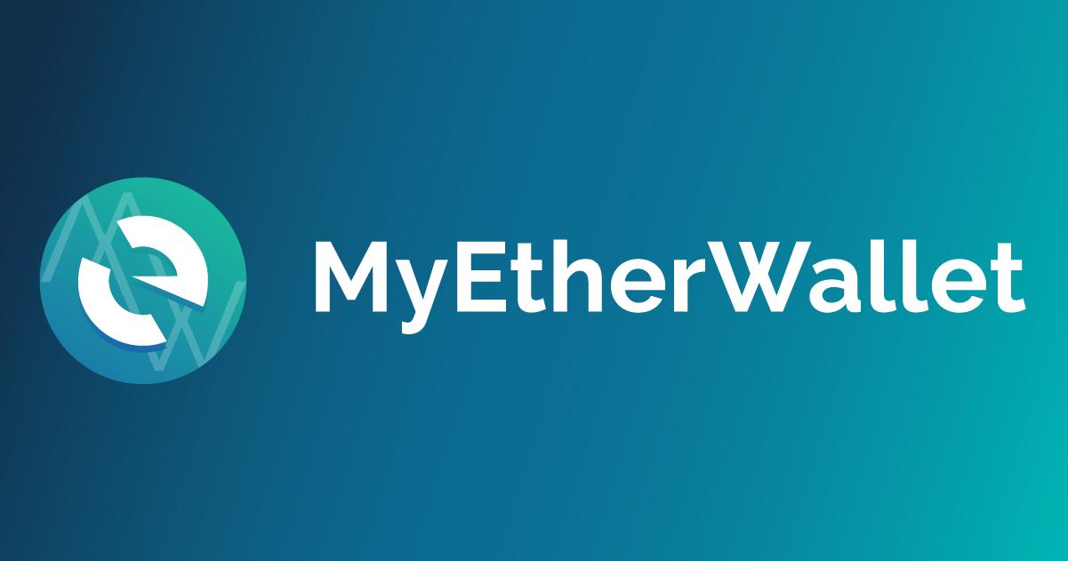MyEtherWallet, Cryptocurrency & Blockchain